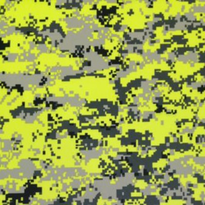 Camouflage / Yellow